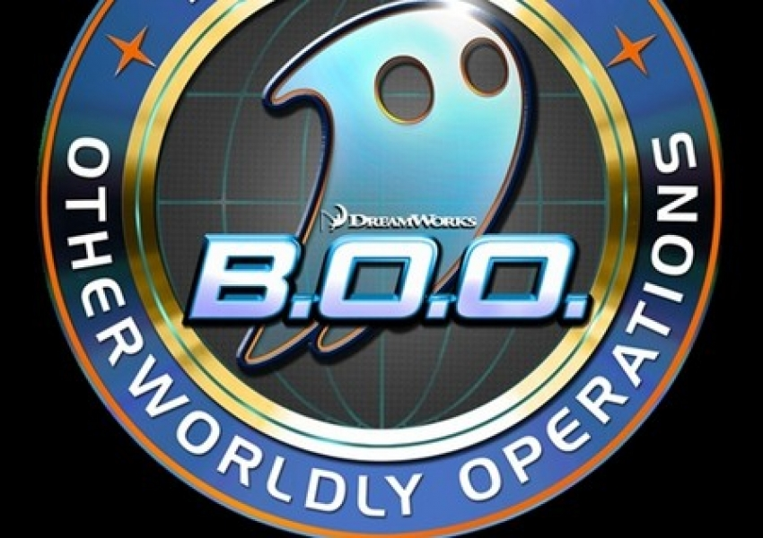Призрачен отряд / B.B.O: Bureau of otherworldly operations